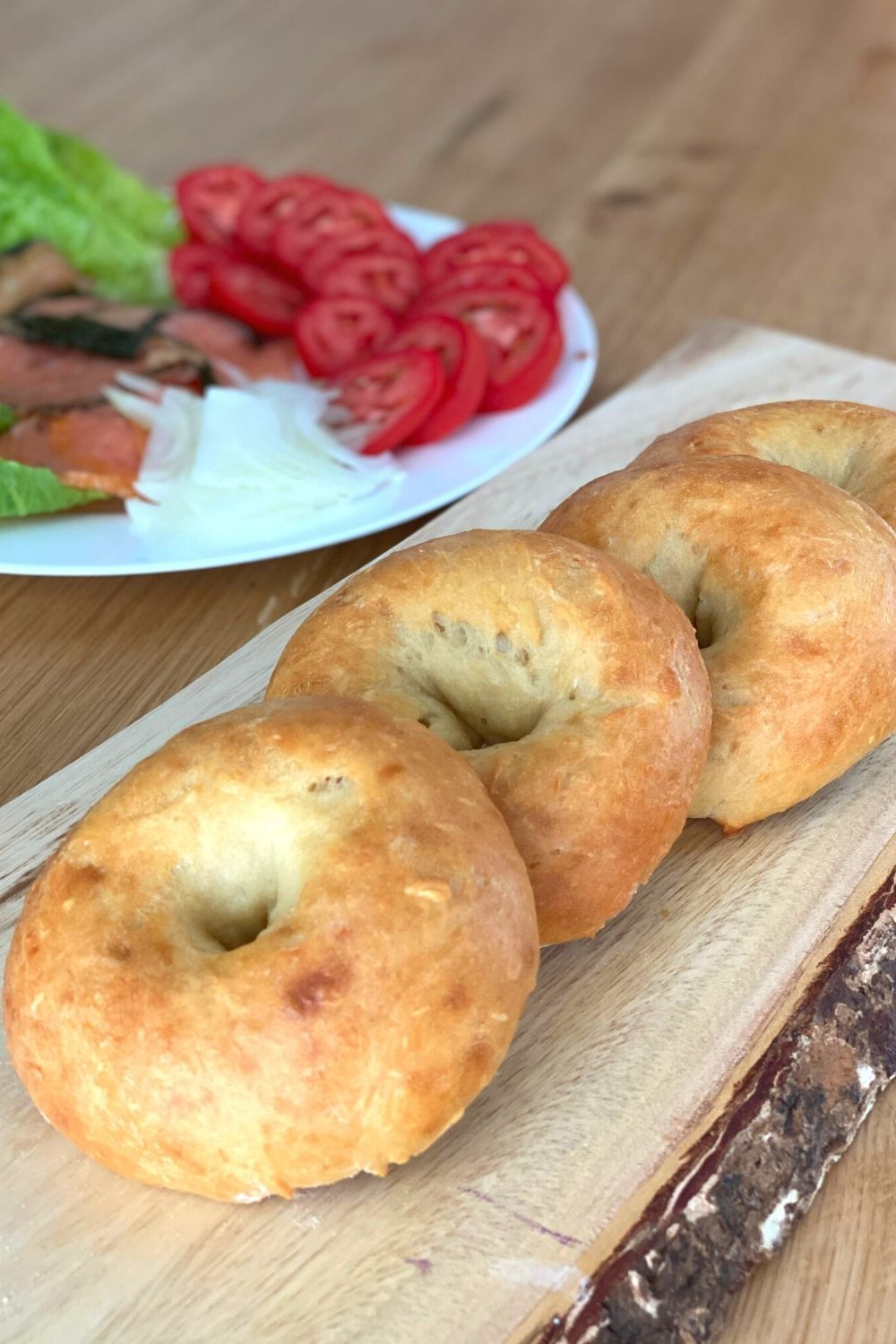 Bagels Recipe – Low Calorie High Protein